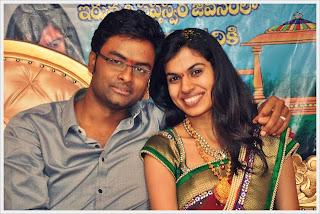 sravana bhargavi hemachandra marriage photos