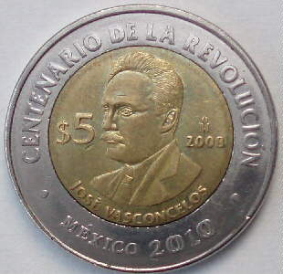 Heriberto Jara en moneda