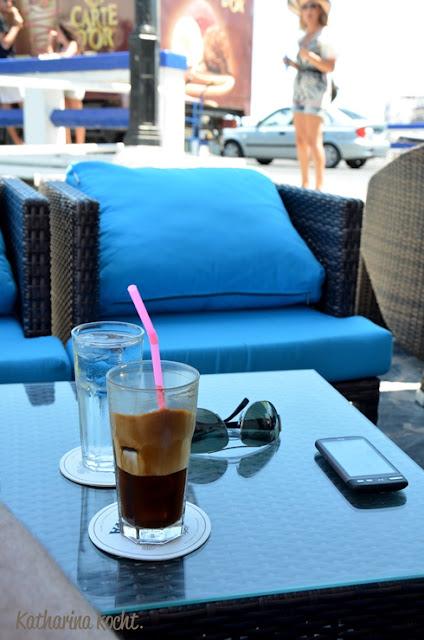 Kreta Café Frapé Mokka Nescafé