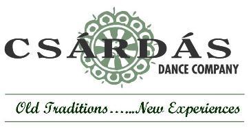Csardas Dance Company Blog