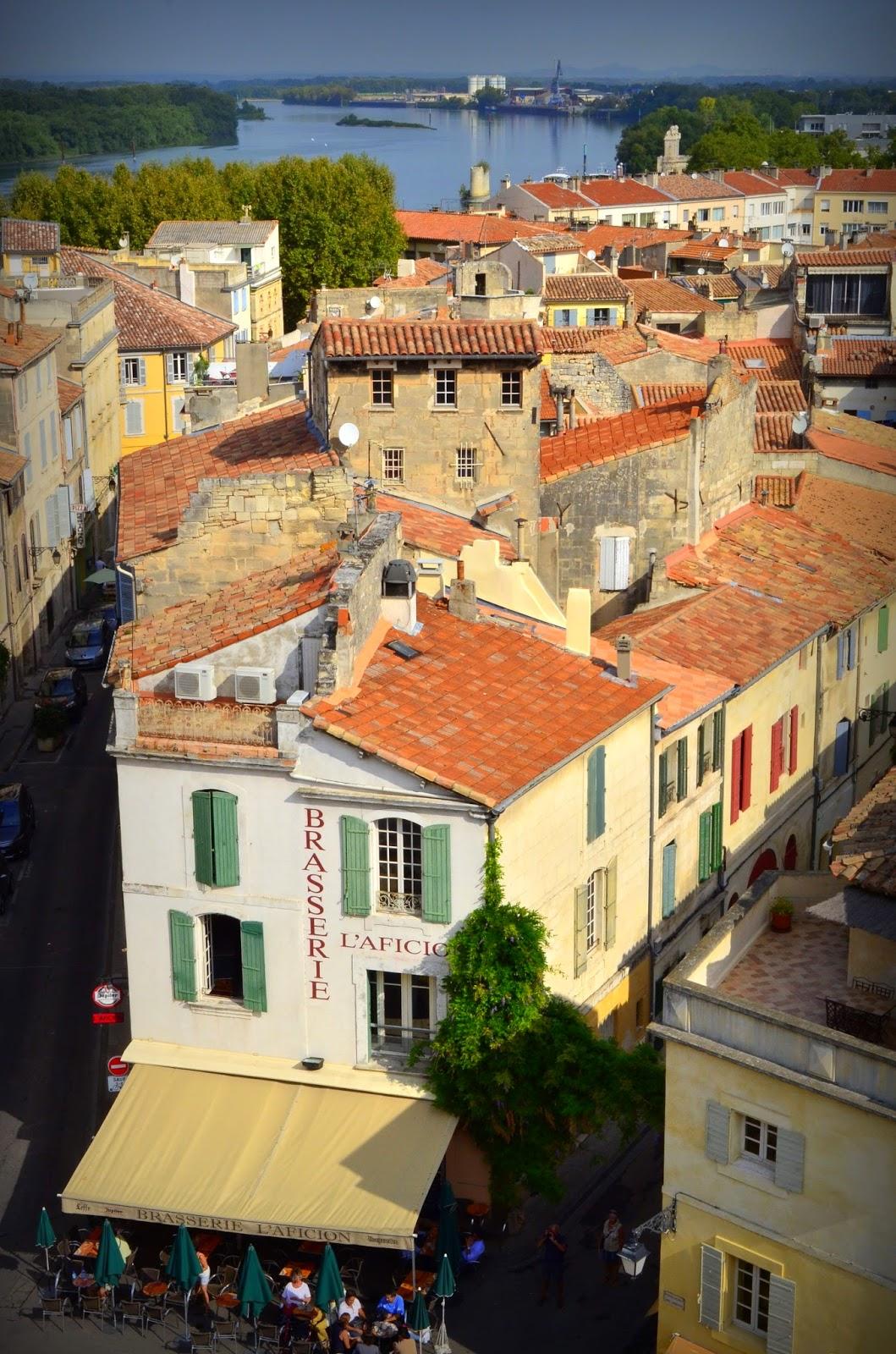 Арль, Прованс, путтешествие по Франции