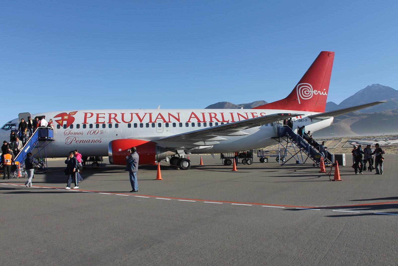 Péruvian Airlines