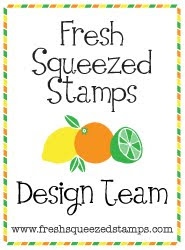 Fresh Squeezed Stamp DT