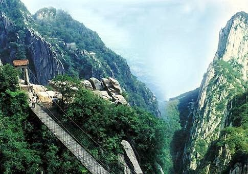 Las 5 Montañas Sagradas de China