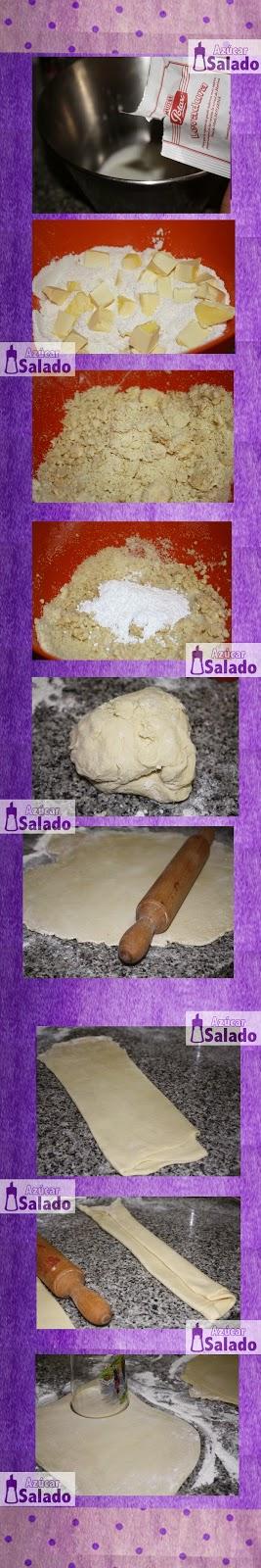 como hacer cronuts
