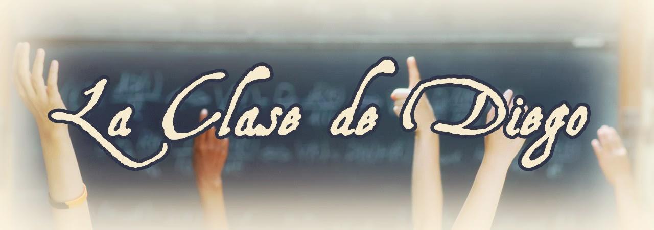 La clase de Diego