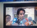 Presentación pública como portavoz de D. José María Ruiz-Mateos