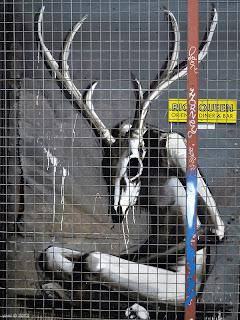caged deer queen