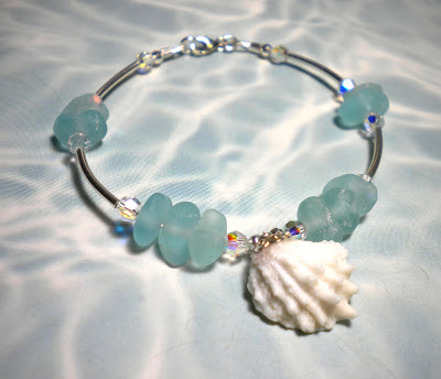 Del 39 s shells seashells and seaglass jewelry - Things to do with seashells ...