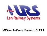 Lowongan Kerja PT Len Railway Systems Juni 2015