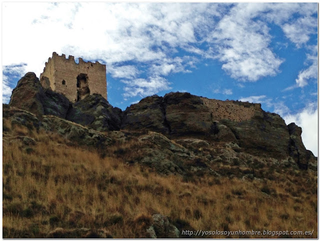 Torreón del Castillo de Oreja