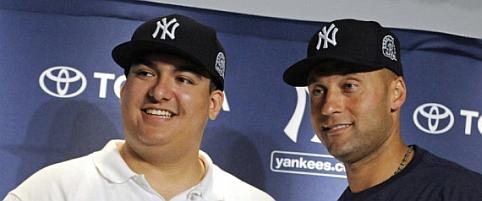 Yankees swindle a 23 year old kid who loves baseball .....