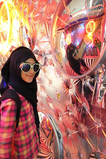 Foto Hijaber Kid Cantik: Jilbab Style Anak Ala Shirin Al Athrus 2014