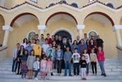Ξεκίνησαν οι συναντήσεις των νεανικών Κατηχητικών Ομάδων της Ενορίας μας