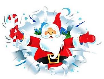 Origami De Santa Claus O Papa Noel Creacion Artesanal - Origami-papa-noel