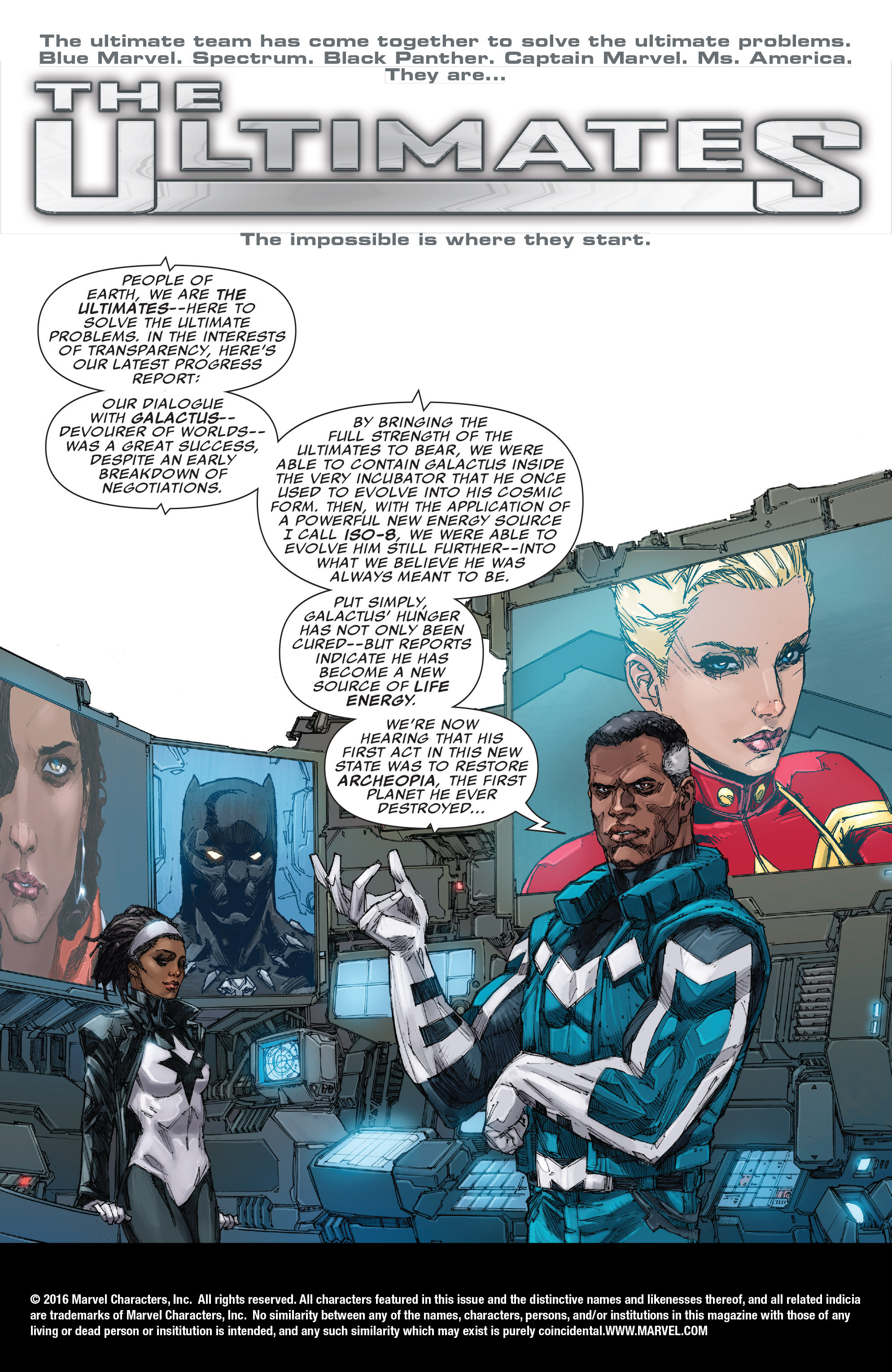 The Ultimates (2016) 3 Page 2