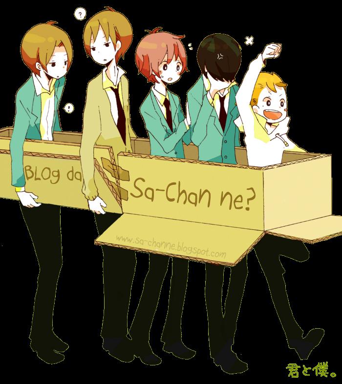 Saa-Chaan ne?