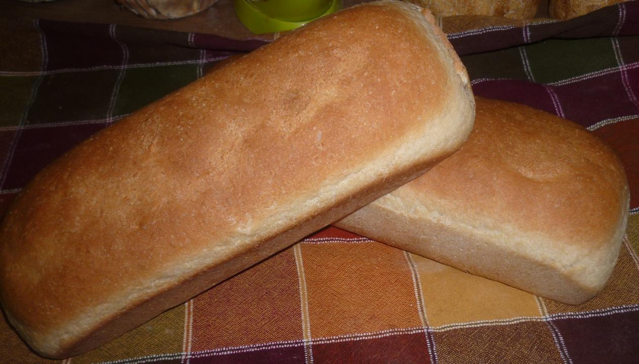 Εύκολο και γρήγορο ψωμί (1 ώρα περιπου)