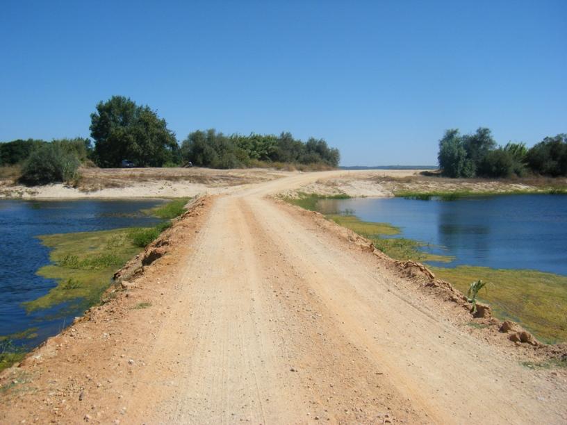 Travessia do Rio Sorraia