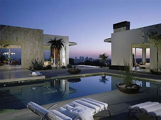 Modern Homes Swimming Pools Designs Ideas