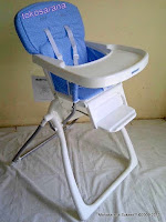 Baby High Chair BabyDoes CH05