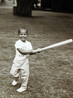 Barack Obama Childhood Pictures