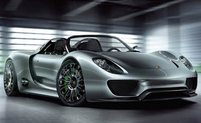 2012 porsche 918 Spyder Hybrid review Specs Price