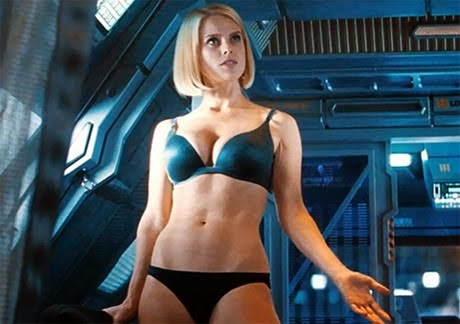 Featured Actress - ALICE EVE
