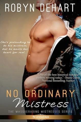 No Ordinary Mistress Robyn DeHart