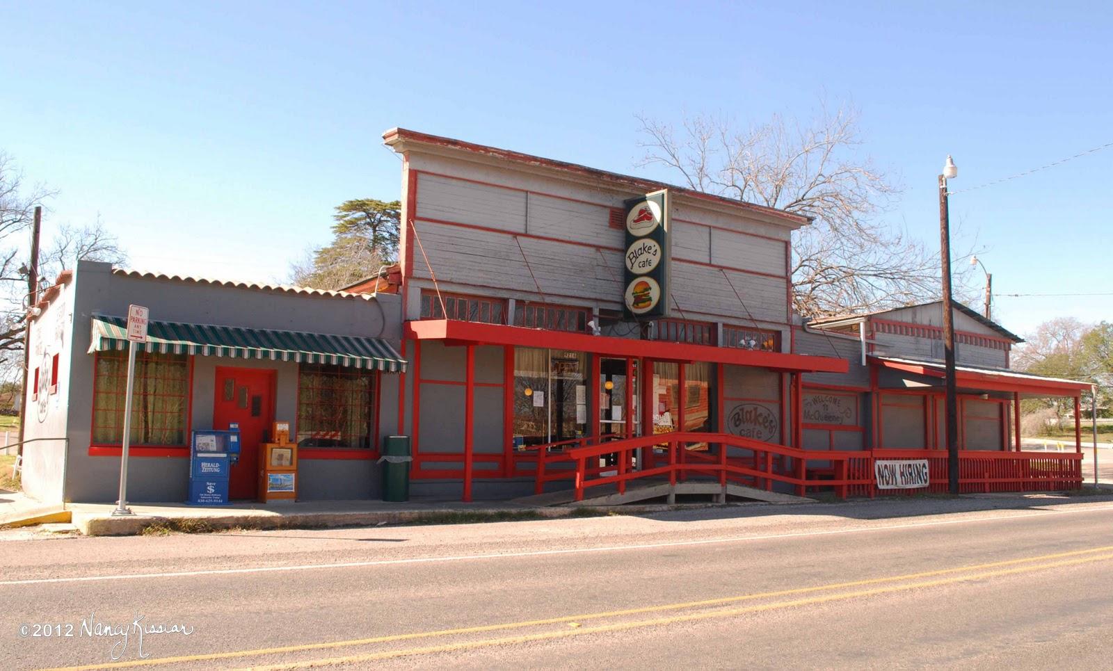 Blake S Cafe