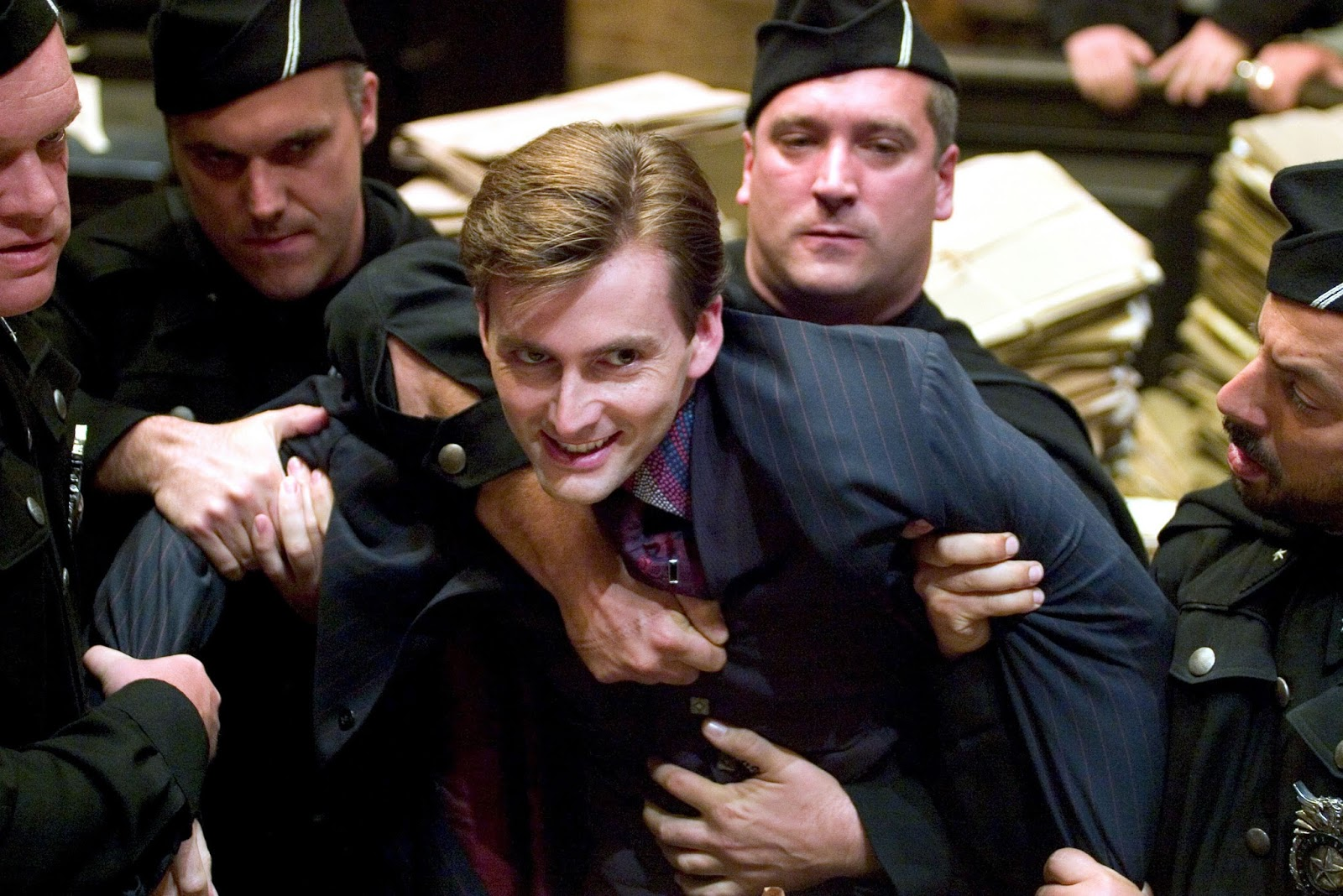 The Goblet Of Fire 2005 David Tennant