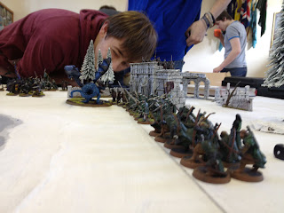 The Hobbit SBG Arnor battle host