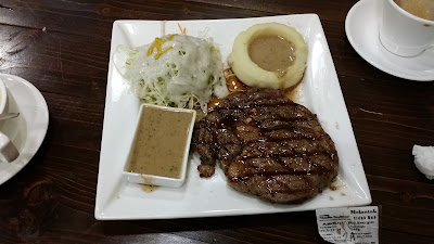 melantak steak hub 5