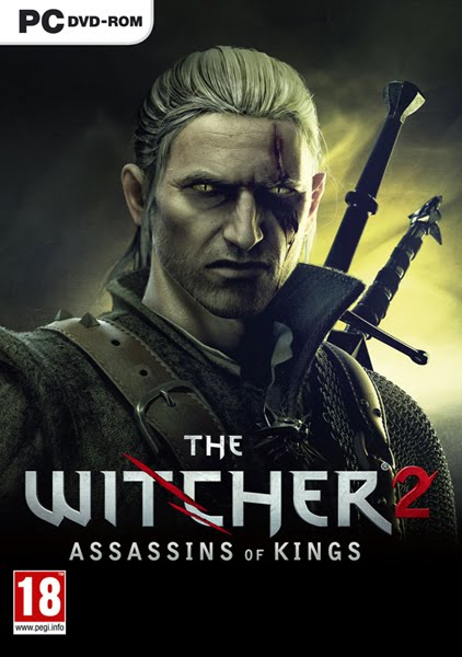 Download The Witcher 2 Assassins of Kings SKIDROW