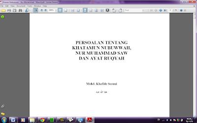 Adab dalam islam pdf