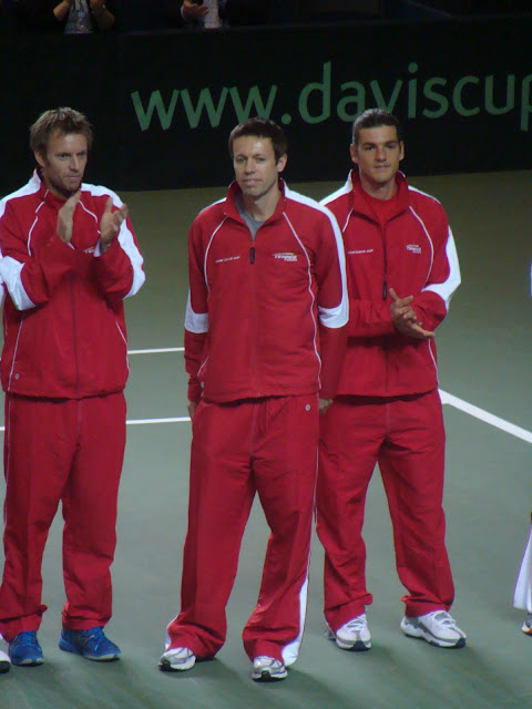 Canadian Davis Cup Team