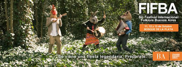 Festival Internacional Folklore Buenos Aires - laplataterminal.com