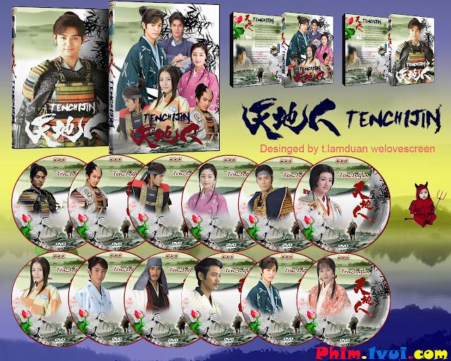 Phim Thiên Địa Nhân - Tenchijin [47/47 Tập] Vietsub Online
