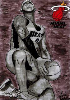 Jogador de basquete (desenho)