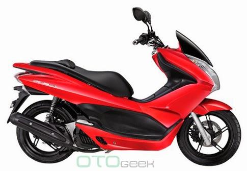 Honda PCX 150 Merah