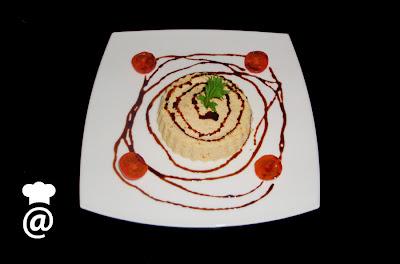 Recetas para dieta: Pudding de Pollo