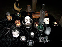Samhain Altar 2010