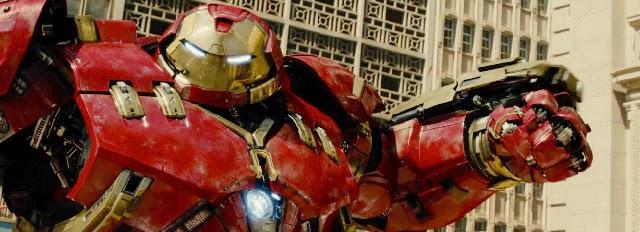 Ya está aquí el póster y el esperado tráiler de 'Avengers: Age of Ultron'