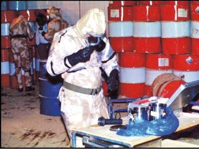 Syria rancang alih senjata kimia