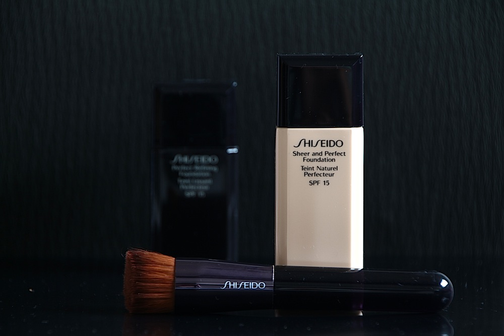 shiseido fond de teint naturel perfecteur sheer and perfect foundation test avis