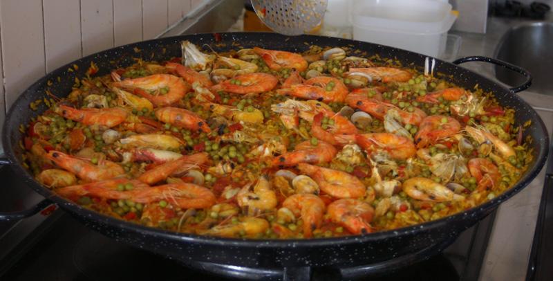 Recetas de cocina colombianas como hacer paella for Como cocinar paella