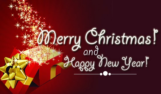 merry christmas and new year wishes messages