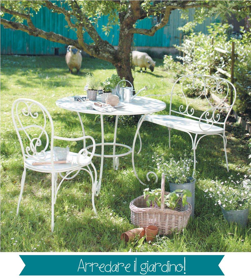 Sponsor arredare il giardino con maisons du monde home for Arredare il giardino
