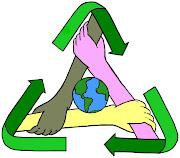 AREMUBA Reciclaje Bagaces es la Asociación de reciclaje Manos Unidas de . logo nuevo