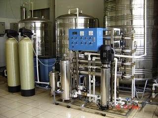 hệ thống sản xuất nước tinh khiết